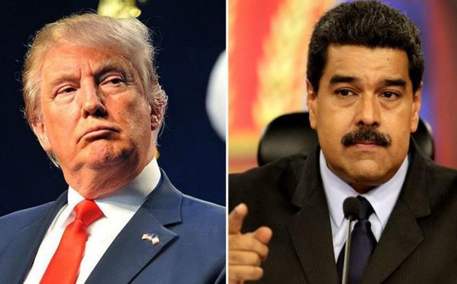 Reuters: Mỹ liên lạc trực tiếp với quân đội Venezuela, thúc giục từ bỏ tổng thống