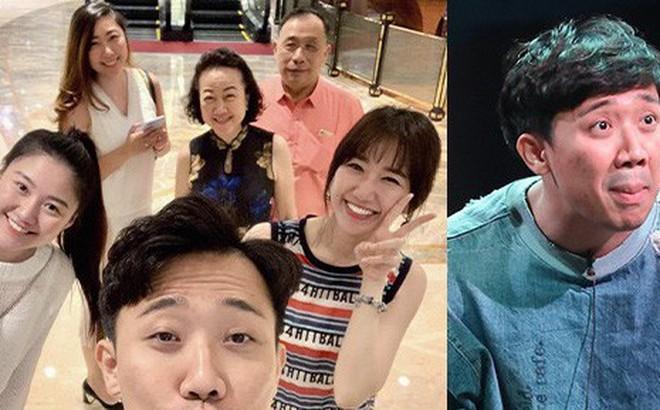 Trấn Thành ở đâu, làm gì giữa ồn ào phim Tết 2019 'Trạng Quỳnh' - 'Cua lại vợ bầu' lên đến đỉnh điểm?