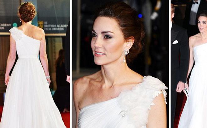 Công nương Kate tỏa sáng như một nữ thần với vẻ đẹp hoàn hảo, tôn vinh mẹ chồng Diana trong sự kiện danh giá