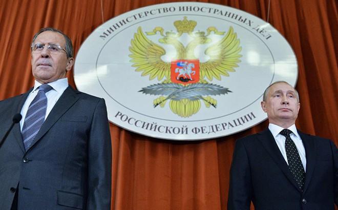 Tổng thống Putin hé lộ mục tiêu ngoại giao của Nga