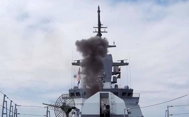 Nga hoàn tất thử nghiệm biến thể tên lửa trên tàu chiến