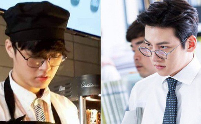 """Nhân viên rạp phim có nhan sắc hao hao Ji Chang Wook, mới đầu năm lại phải """"hạ mình"""" xin link"""