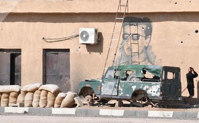 70 dân thường Syria thương vong dưới đòn không kích của liên quân Mỹ