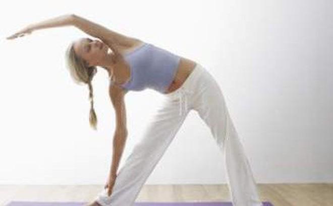 Bài tập thể dục giảm stress ngoài giờ làm việc