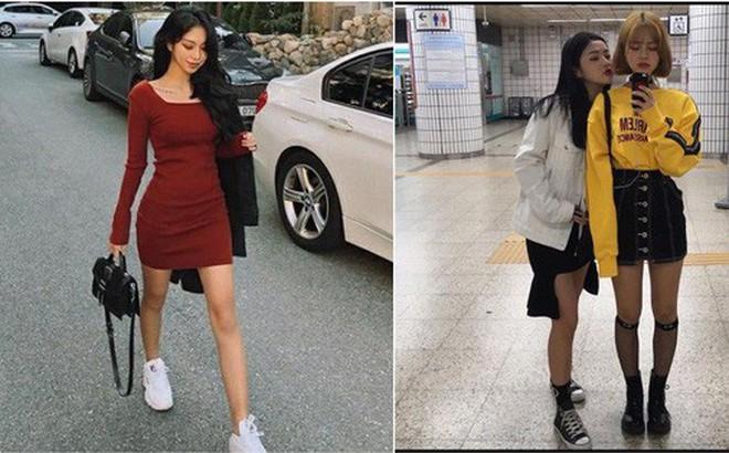 Có đúng là con trai thích ngắm gái sexy nhưng rất ghét người mình thích mặc váy ngắn ra đường?