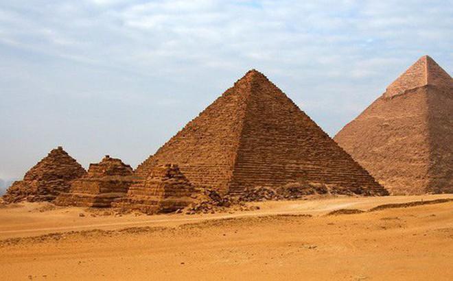 Câu hỏi về sự hoàn hảo của Kim Tự Tháp Giza đã được giải đáp