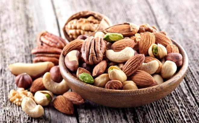 Giảm nguy cơ mắc bệnh tim ở bệnh nhân tiểu đường nhờ ăn các loại hạt