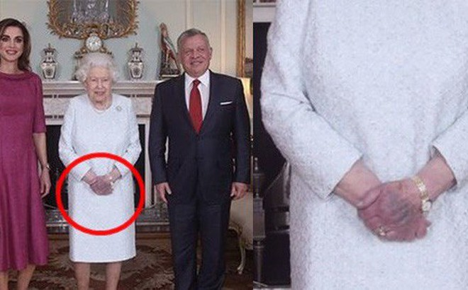 Nữ hoàng Anh bất ngờ để lộ đôi bàn tay 'bất thường' gây xôn xao cộng đồng mạng, Công nương Kate hồi đáp chuyện mang thai con thứ 4