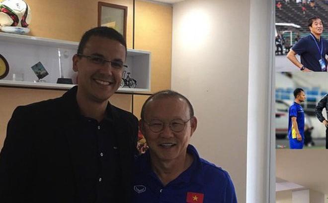HLV thể lực chia tay tuyển Việt Nam: Viết 2 tâm thư, cảm ơn riêng 2 nhân vật đặc biệt quan trọng