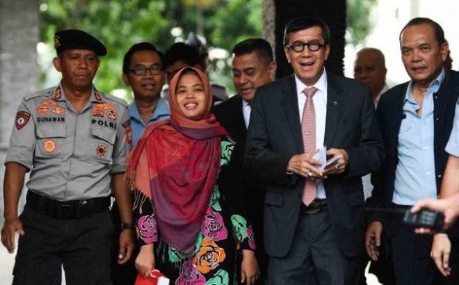 Báo chí Indonesia khó hiểu khi Siti Aisyah được thả còn Đoàn Thị Hương thì không