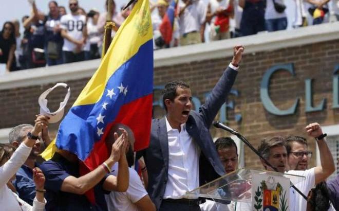 Ông Guaido đi vận động toàn quốc nhằm lật đổ Tổng thống Maduro