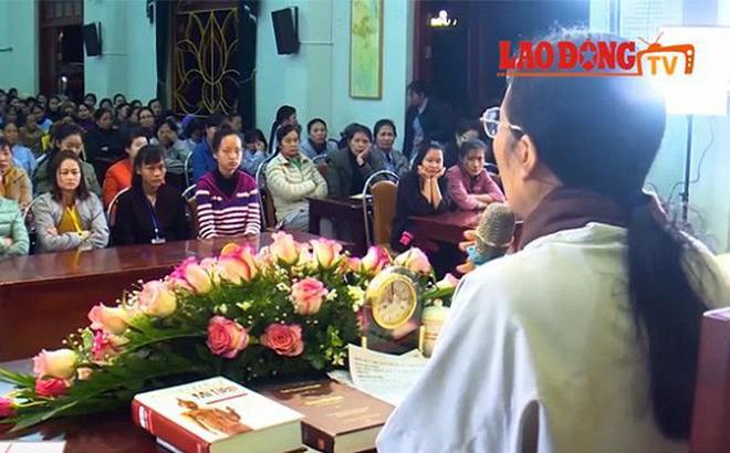 Nghi vấn chùa Ba Vàng truyền bá vong báo oán: Công an sẽ triệu tập bà Phạm Thị Yến