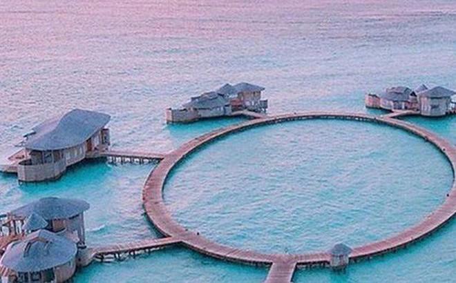 Choáng với khu nghỉ dưỡng sang chảnh bậc nhất Maldives, chỉ dành cho giới giàu đến siêu giàu