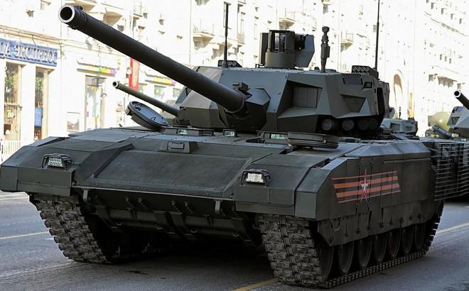 Giải phẫu 'siêu xe tăng' của Nga