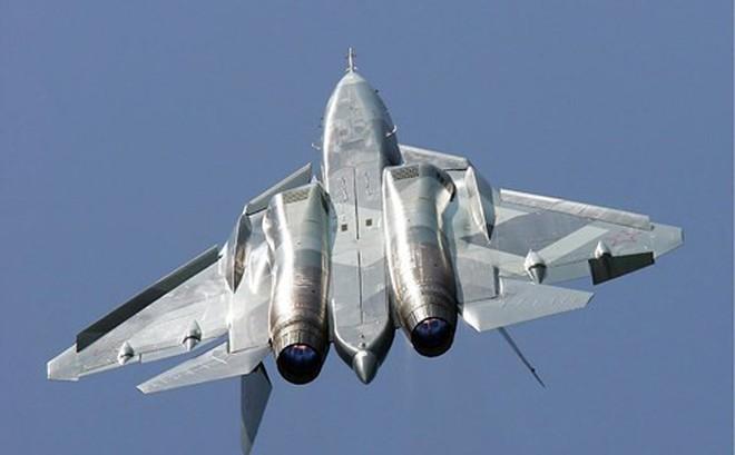Su-57 của Nga có khả năng mới này mà F-35 không có