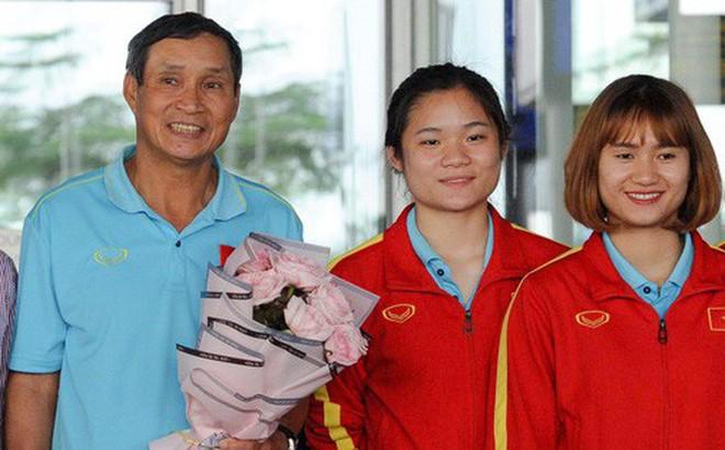 HLV Mai Đức Chung: 'Đội tuyển nữ Việt Nam lọt vào top 8 đội mạnh nhất Châu Á là thành tích đáng tự hào'