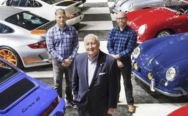 Bộ sưu tập gồm 80 chiếc Porsche cổ vừa bị xóa sổ chỉ vì một sự cố không ai ngờ tới