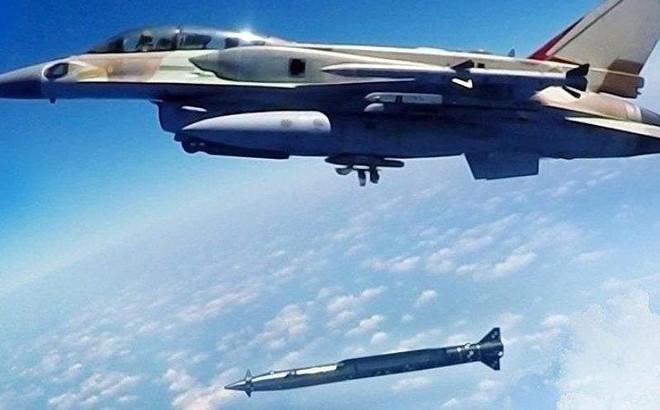 Tên lửa siêu thanh nội địa Rampage Israel né S-300 của Syria