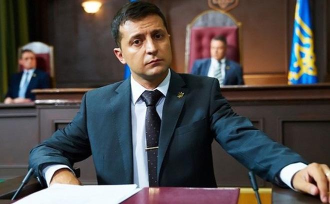 Ukraine điều tra ứng viên tổng thống Zelensky do cáo buộc liên quan tới Nga