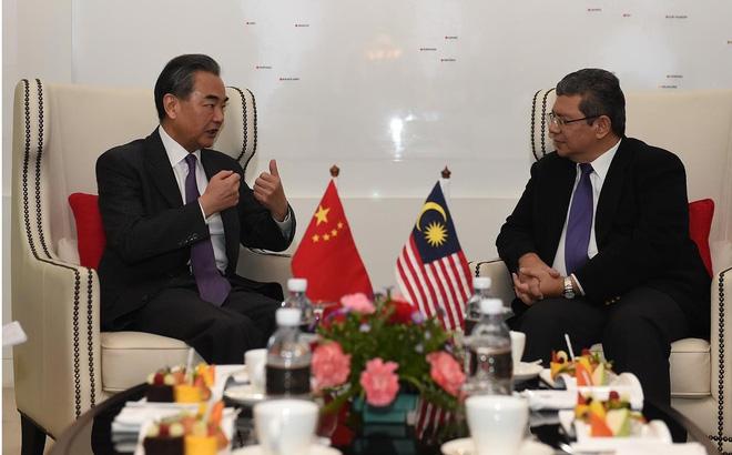 """Malaysia thỏa thuận lại với Trung Quốc, thúc đẩy """"Vành đai, Con đường"""""""