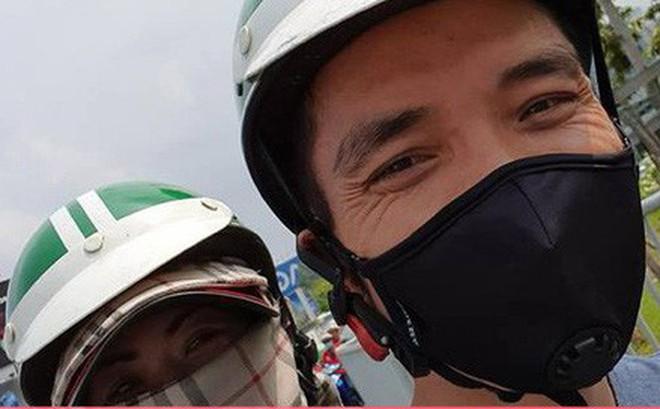 Thân trai muốn đi Grabbike book trúng ngay tài xế nữ, người đàn ông này đã có cách hành xử đáng yêu như sau