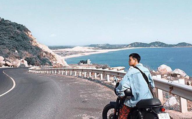 """9x cùng câu chuyện độc hành xuyên Việt cùng chiếc xe máy: """"Đi thôi, để thấy Việt Nam mình thực sự xinh đẹp""""!"""