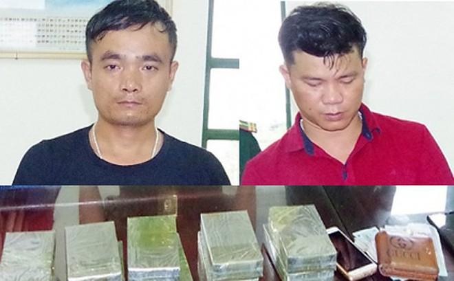 Đánh sập đường dây vận chuyển ma túy từ Lào về Việt Nam