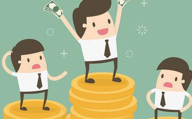 Biên thu nhập nhân viên giữa các ngân hàng doãng rộng