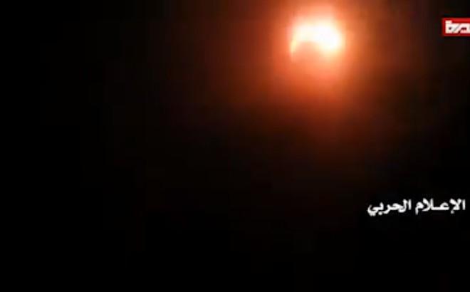 Phòng không Houthi lại bắn hạ UCAV Mỹ trên không phận thủ đô Yemen