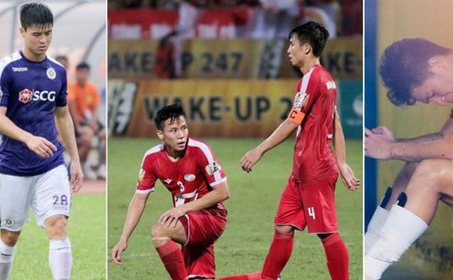 Nhìn lại 1 tuần khủng hoảng của bộ tứ trung vệ và 3 thủ môn hay nhất của HLV Park Hang-seo