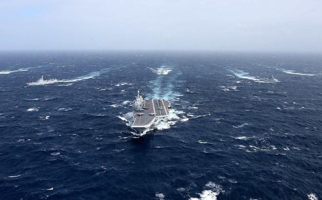 Kế hoạch đóng tàu sân bay và chiến lược hải quân viễn dương của Trung Quốc