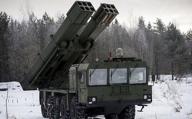 Quân đội Nga biên chế lữ đoàn tên lửa Tornado-S đầu tiên