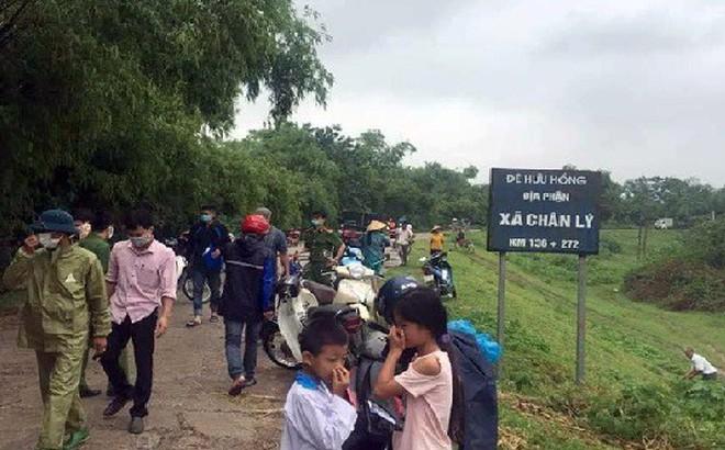 Nghi án tài xế bị sát hại, cướp của tại Hà Nam