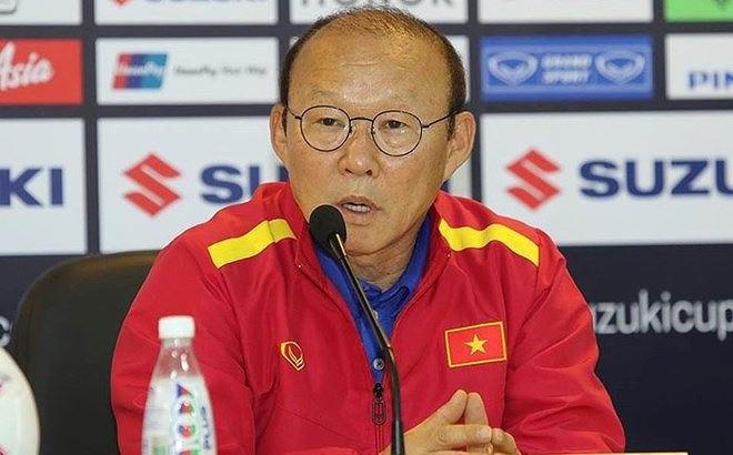 HLV Park Hang Seo 'đăng đàn' giải thích về danh sách tuyển Việt Nam?