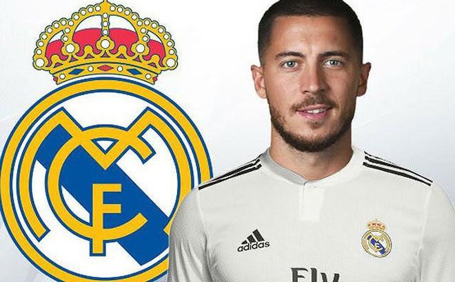 Ngôi sao Hazard sắp gia nhập Real với phí chuyển nhượng khó tin