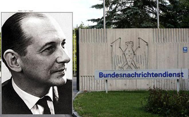 """Heinz Felfe – Người """"xỏ mũi"""" Cơ quan Tình báo Tây Đức"""