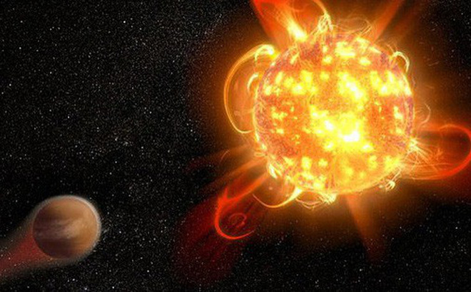 Mặt trời có thể tung siêu pháo sáng đe dọa trái đất