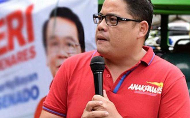 Nghị sĩ Philippines muốn phối hợp với Việt Nam ngăn Trung Quốc trên biển Đông