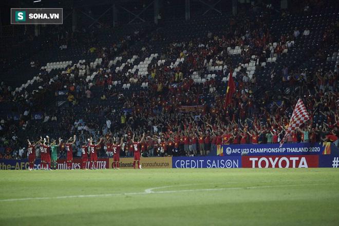 Không chỉ đội U23, Việt Nam còn sở hữu 2 yếu tố khiến đối thủ phải nể phục ở U23 châu Á - Ảnh 10.