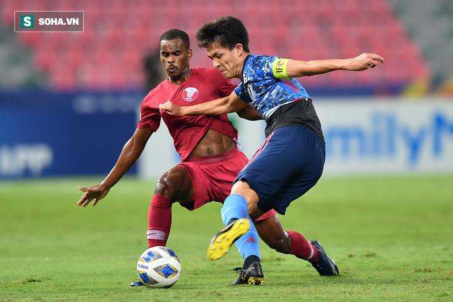 Cọp chết để da: Nhật Bản dù lĩnh thẻ đỏ, vẫn đè ngửa tiễn chủ nhà World Cup 2022 về nước - Ảnh 1.