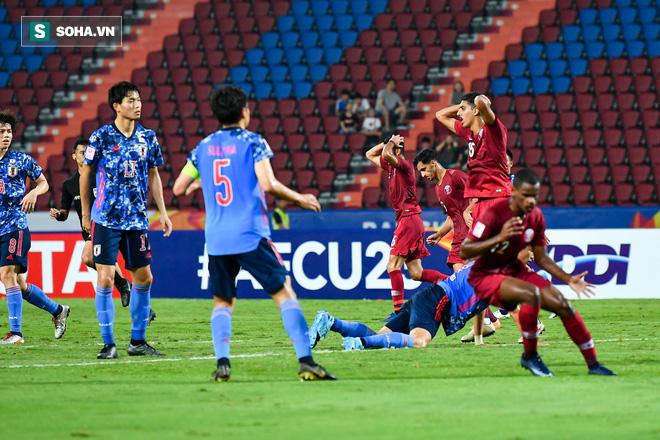 Cọp chết để da: Nhật Bản dù lĩnh thẻ đỏ, vẫn đè ngửa tiễn chủ nhà World Cup 2022 về nước - Ảnh 2.