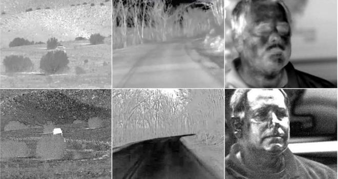 Quân đội Mỹ đang phát triển hệ thống nhận diện gương mặt hoạt động cả trong bóng đêm - Ảnh 1.