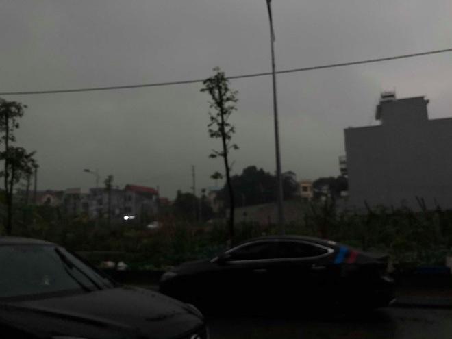 Trưa 30 Tết: Mưa đá xuất hiện tại Thanh Hóa, Phú Thọ, Thái Nguyên - Ảnh 2.