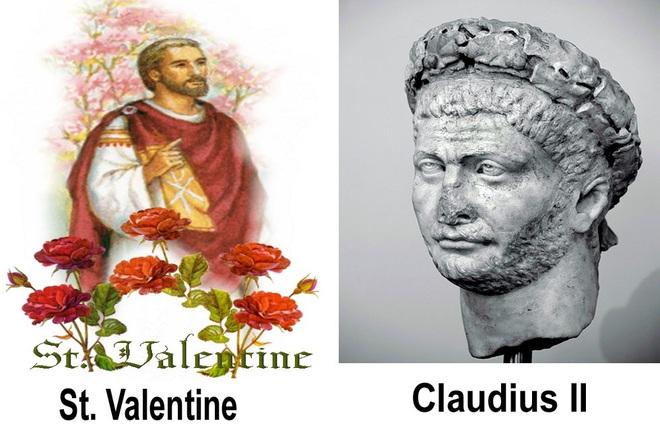 Nguồn gốc ngày Valentine: Khi tình yêu chiến thắng bạo lực - Ảnh 3.