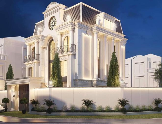 Sau khi sở hữu căn nhà 5 triệu đô, Huyền Baby khoe biệt thự mới hoành tráng như cung điện - Ảnh 2.