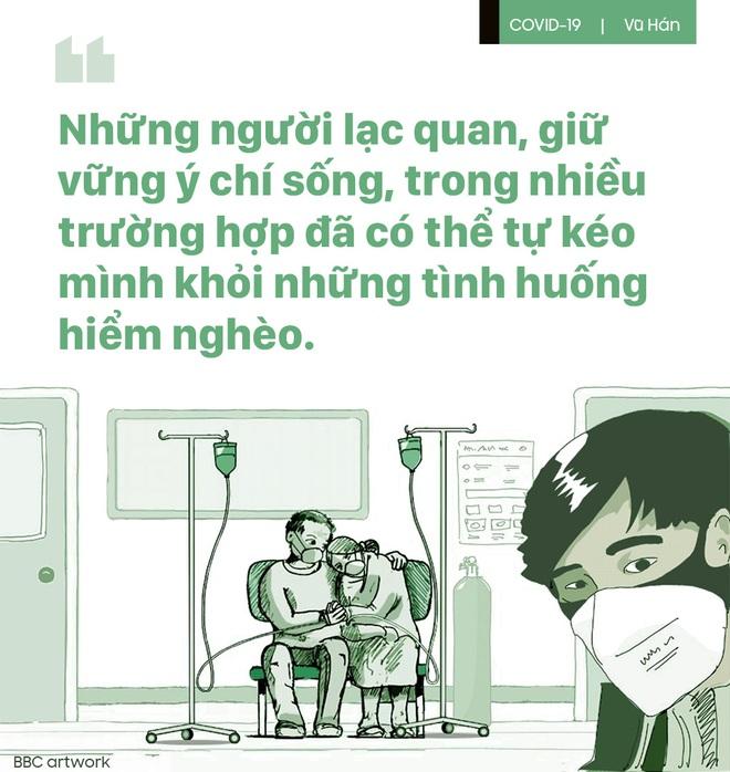 Chuyện đau lòng vì thiếu vật tư y tế ở Vũ Hán: Bệnh nhân khẩn cầu, bác sĩ bất lực nhìn sự sống trôi dần - Ảnh 6.