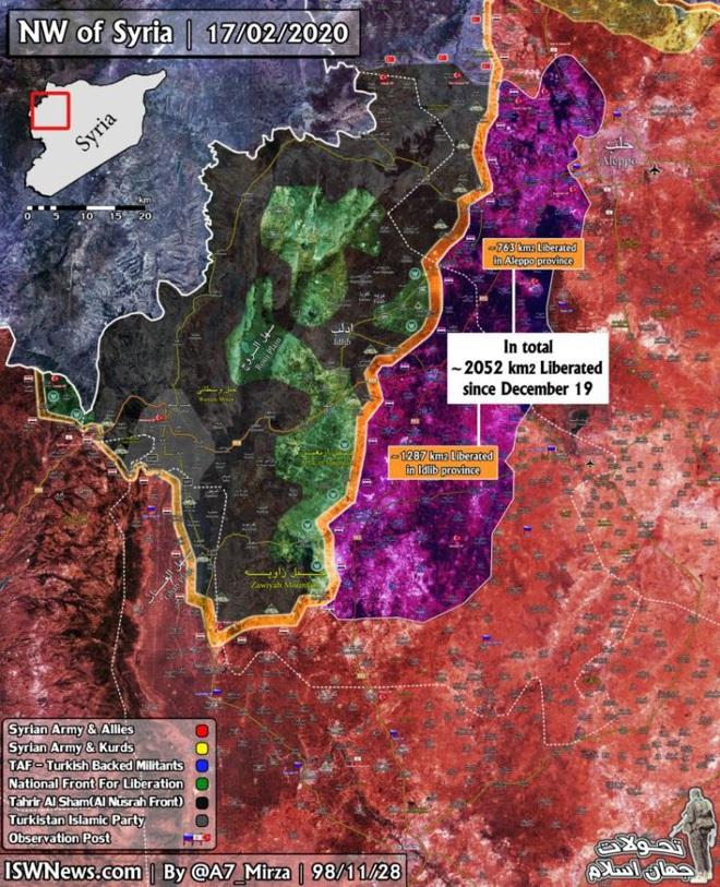 Mưu kế của Nga-Syria đã ở đẳng cấp khác: Ván bài lật ngửa, Thổ chịu thêm cú sốc mới - Ảnh 5.