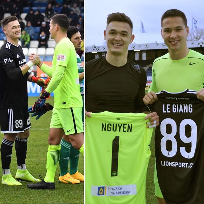 Sau Filip Nguyễn, thêm một thủ môn Việt kiều được định giá cao hơn Đặng Văn Lâm - Ảnh 1.