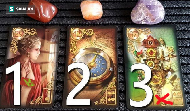 Quân bài Tarot bạn chọn mang đến lời khuyên hữu ích: Số 1 sẽ giúp bạn tự tin, tỏa sáng hơn - Ảnh 3.