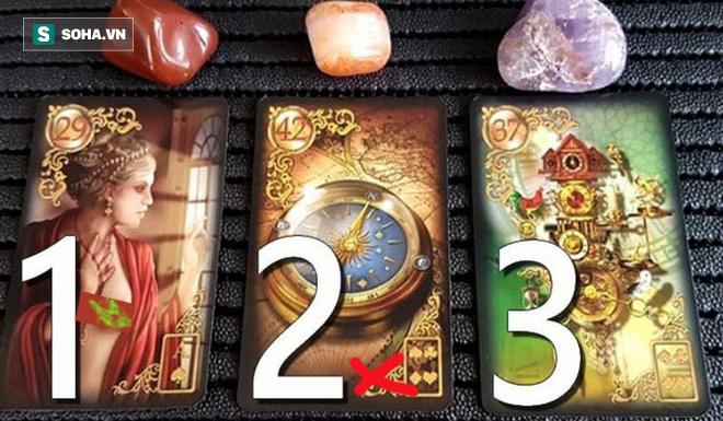 Quân bài Tarot bạn chọn mang đến lời khuyên hữu ích: Số 1 sẽ giúp bạn tự tin, tỏa sáng hơn - Ảnh 2.